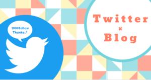 ブログ運営報告(番外編)】Twitter連携しているブログを分類してみた